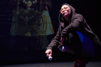 Donna-Michelle St. Bernard © Theatre Passe Muraille