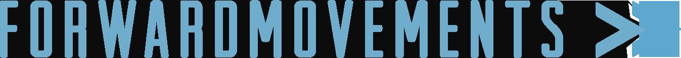Logo Forward Movements